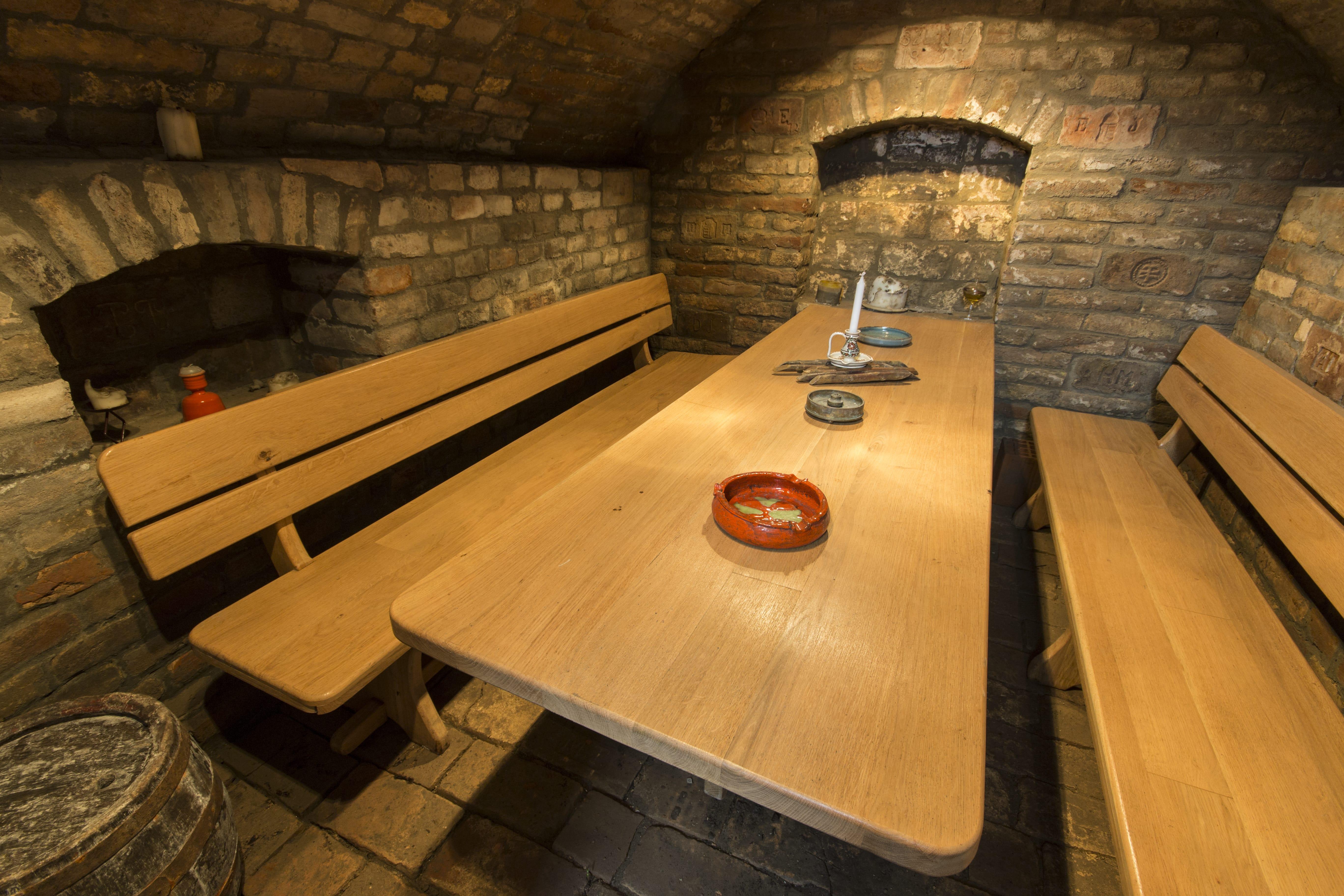 Wine Cellar | Anna pansion